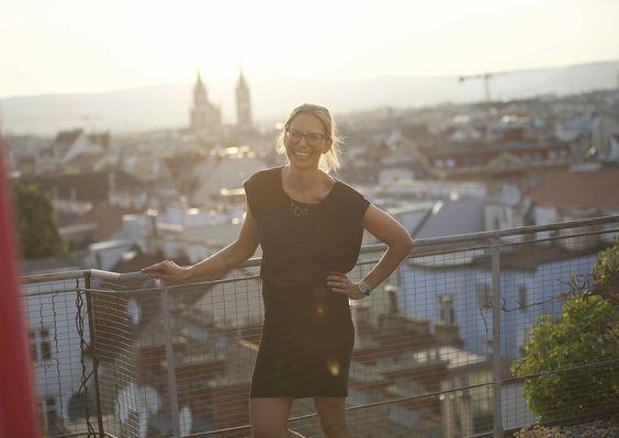 Insiderin Wien: Saskia Wiesenthal- A-List