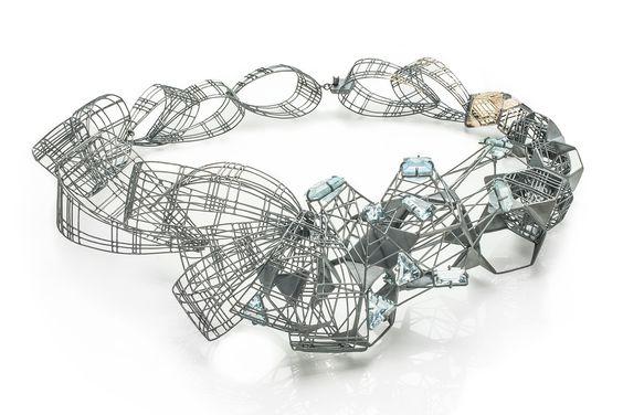 Jee Hye Kwon neckpiece