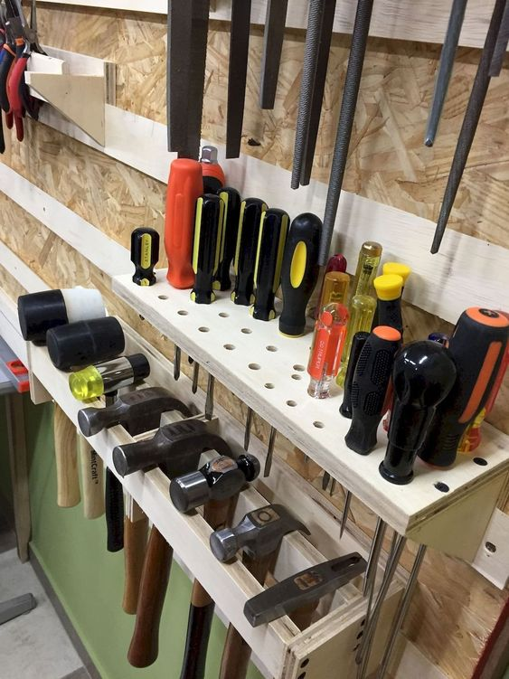 70 Brilliant Garage Organization Ideas A garage is an optimal place to organize and store not only garage gear but also off-season belongings. This space recruits a variety of storage options, such as a freestanding shelving unit to hold things like cleaning supplies and dog… Continue Reading →