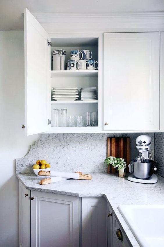 crdence en marbre dans la cuisine httpwwwhomelistycom - Credence Cuisine Marbre