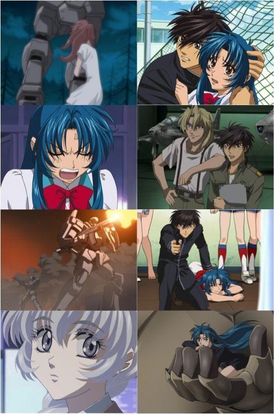 Day 8 A Science Fiction Mecha Anime Full Metal Panic Im Not A Nerd Im A In 2020 Full Metal Panic Mecha Anime Anime