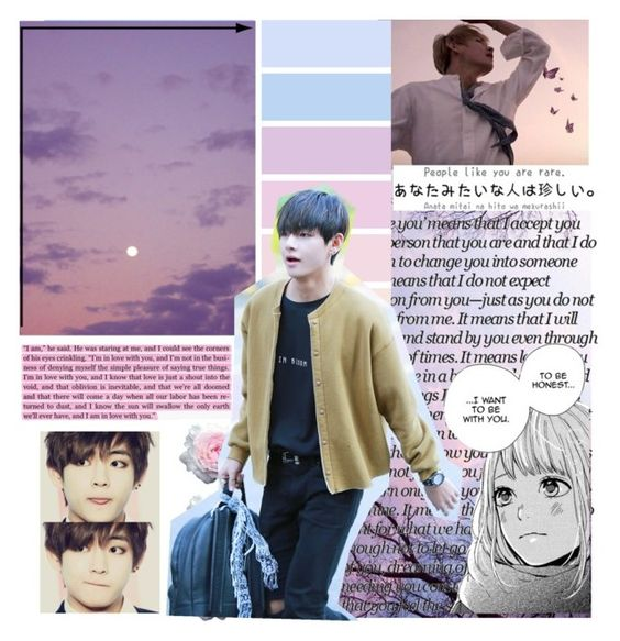 """""""In My Wildest Dreams"""" by btsmaybe4life ❤ liked on Polyvore featuring art"""