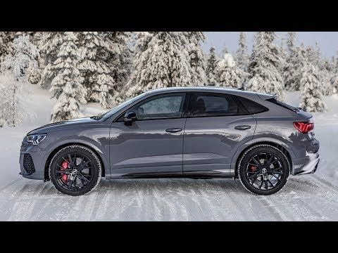 First Test 2020 21 Audi Rsq3 Sportback 5cylinder Mini Urus In Nardo Grey Winter Wonderland Youtube In 2020 Audi Rsq3 Audi Nardo Grey