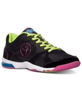 Zumba Women's Impact Max Training Sneakers from Finish Line