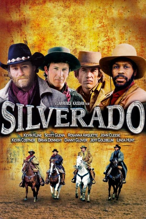 Watch Silverado 1985 Full Movie Online Free Western Movies Good Movies Kevin Costner