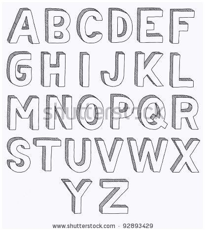 Pin By Betssy Guevara On Zeichnungen Lettering Alphabet Alphabet Drawing Lettering Alphabet Fonts