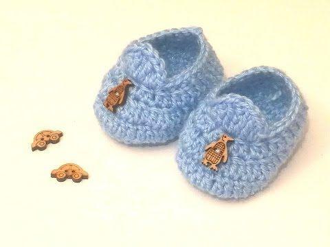 Buciki Na Szydelku Dla Niemowlaka 0 3 Miesiecy Shoes For Baby On The Crochet 0 3 Months Youtube Craft Tutorials Crafty Kids