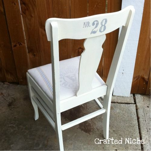 I am going to do this to the stack of chairs in my garage!