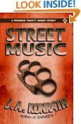 Free Kindle Books - Men's Adventure - MENS ADVENTURE - FREE - Street Music - A Phineas Troutt Short Mystery Story