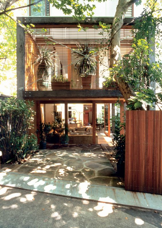In the box container home eco tropical container glass house green home pinterest - Box container homes ...