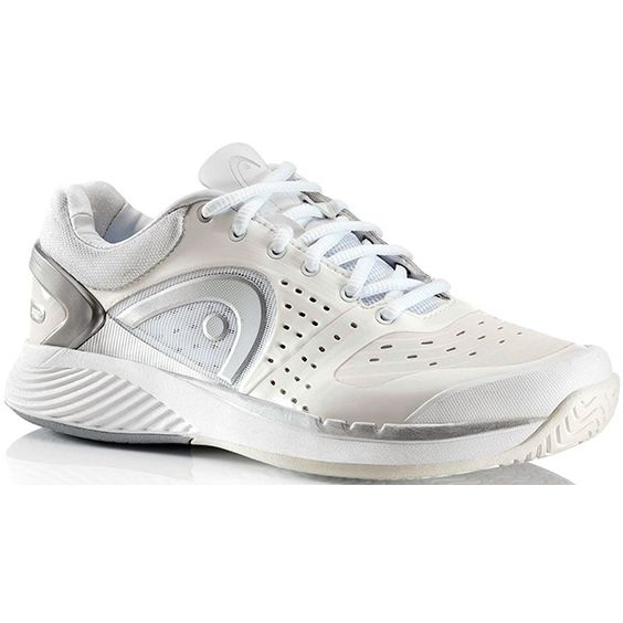 Head Women's Sprint Pro Tennis Shoes (Wht/Gry/Sil) | The o'jays ...