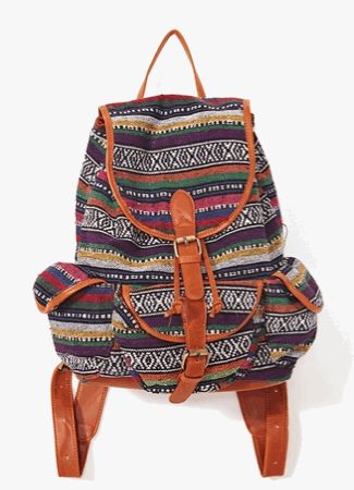 Santa Fe Backpack