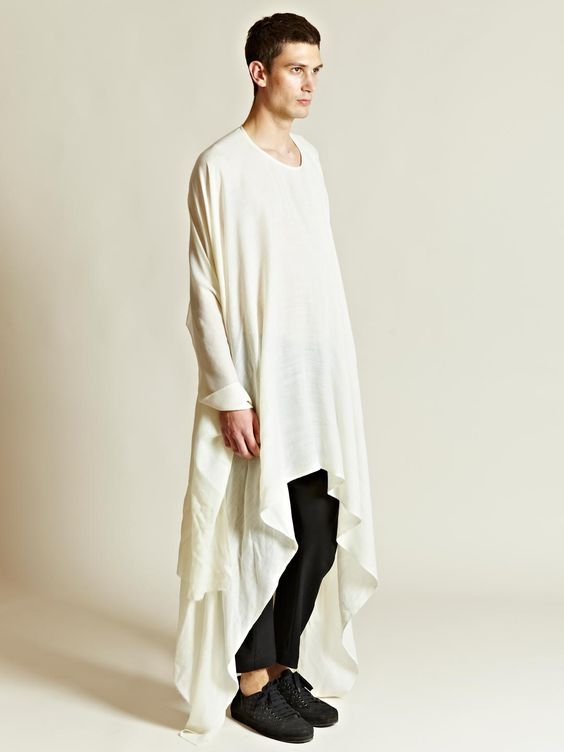 Knitting Pattern For Mens Poncho : http://theponcho.com/blog/ - A Poncho today is no longer seen as a garment on...