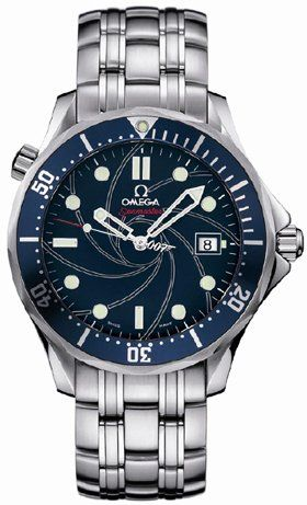 Omega Seamaster 2226.80 James Bond Limited Edition Watch Reviews 2013
