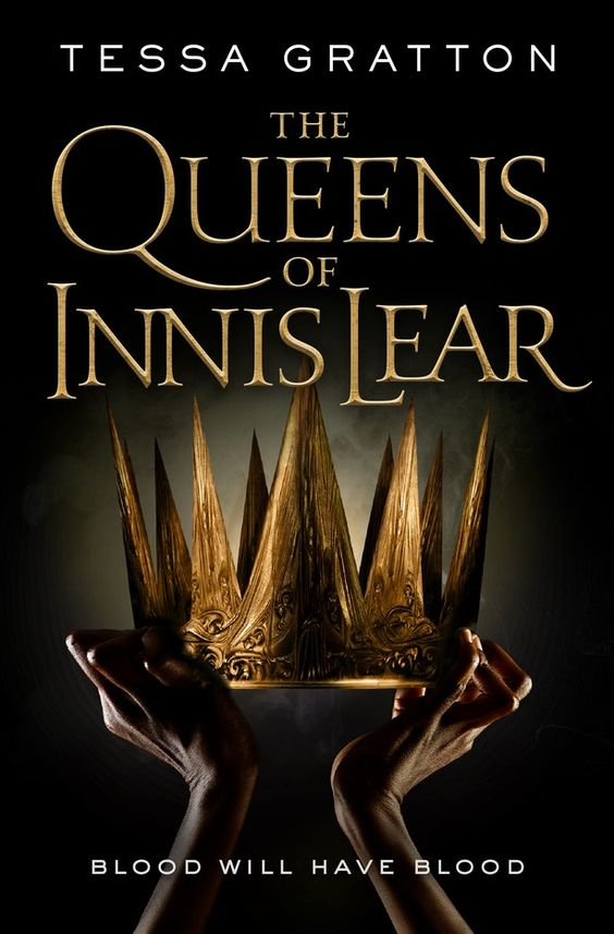 'The Queens Of Innis Lear' Is The 'Game Of Thrones' Meets 'King Lear' Fantasy Of Your Dreams — COVER REVEAL