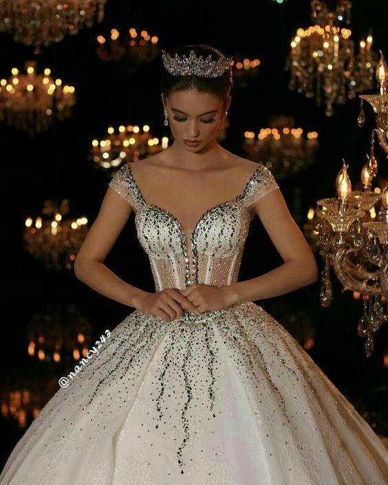 Wedding dresses and bridals