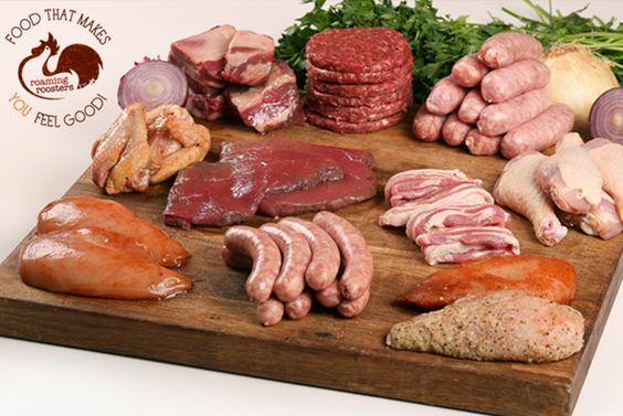35 or 60pc Luxury Meat Hamper