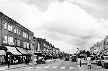 Shenley Road, Boreham Wood.  It was known as the village.