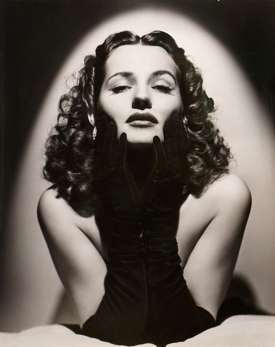 Ann Sothern (1909-2001) by George Hurrell