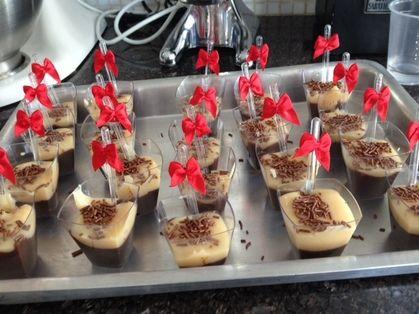 Baking - Dois armores de copinho - recipe