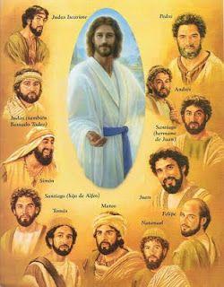 Io e un po' di briciole di Vangelo: (Lc 6,12-19) Passò tutta la notte pregando e scelse dodici ai quali diede anche il nome di apostoli.