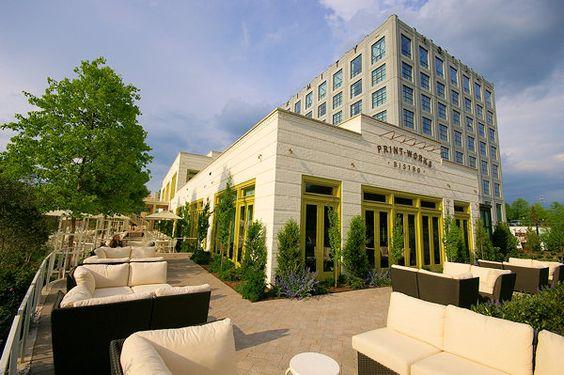 Take A Photo Tour Of Proximity Hotel Greensboro Nc Proximity Hotel Prairie Style Houses Beautiful Hotels