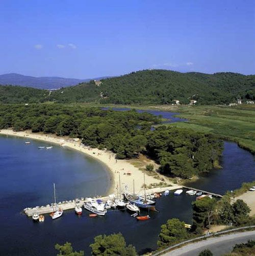 KOUKOUNARIES BEACH - PICTURES OF SKIATHOS