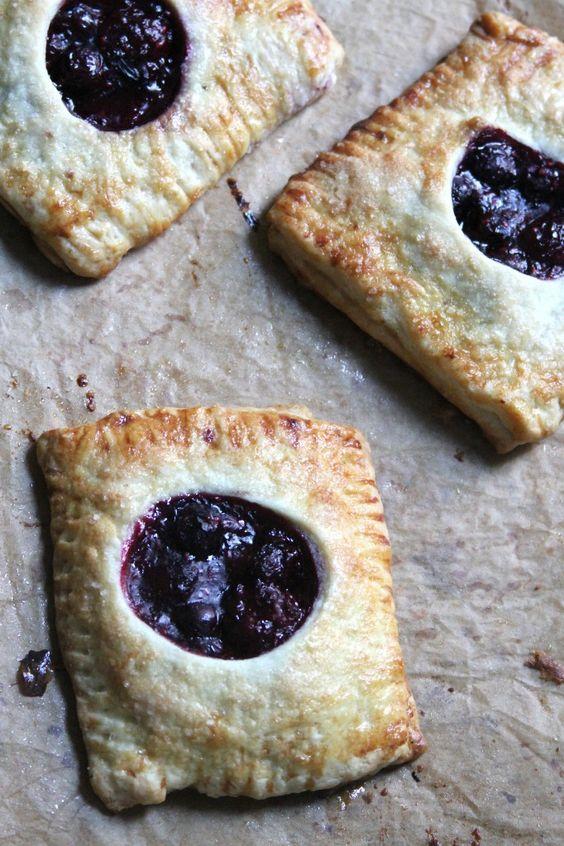 Triple Berry Hand Pies | Sweet Things | Pinterest | Hand pies, Berries ...