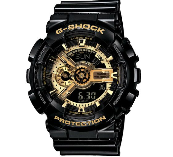 Casio G-Shock GA110GB-1A - Looks like I could be purchasing my first G-Shock real soon...