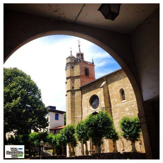 Basílica de El Juncal,Irún.
