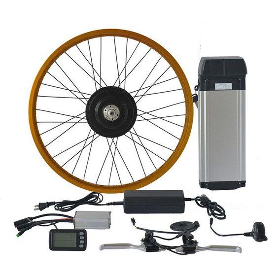 تحويل الدراجة الهوائية إلي كهربائية In 2020 Electric Bike Kits Electric Bike Bike
