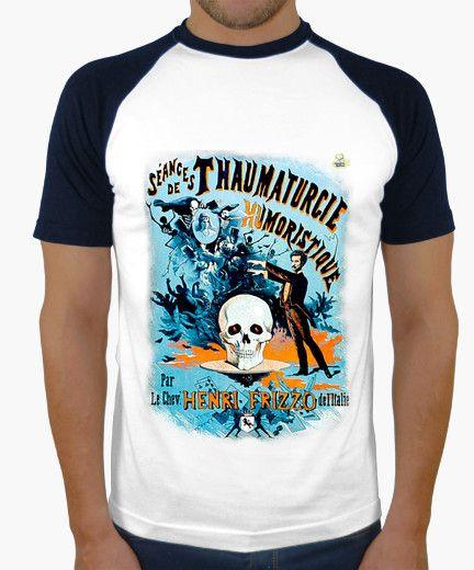 Camiseta El taumaturgo Camiseta hombre, estilo béisbol  19,90 € - ¡Envío gratis a partir de 3 artículos!