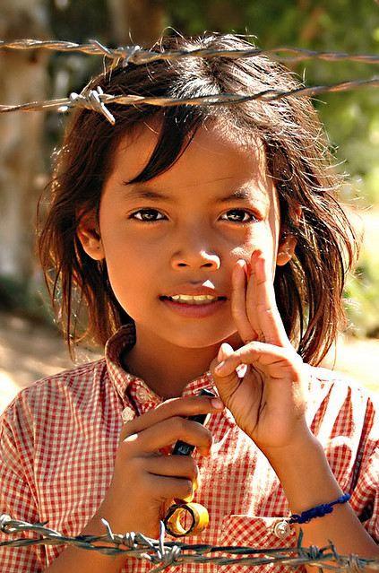 lice budućnosti ....Phnom Penh, Cambodia