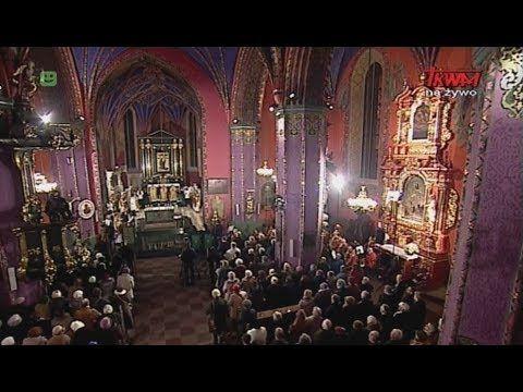Obchody 27 Rocznicy Powstania Radia Maryja W Bydgoszczy Holiday Decor Holiday Christmas Tree