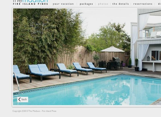 The Madison Fire Island Pines Photos Outdoor Activities Summer Winter Pinterest And Hotel Guest