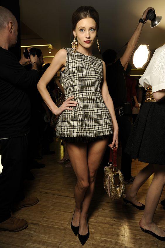 #Dolce & Gabbana Automne - Hiver 2014 #mode