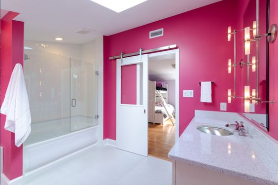 The inspiration for décor articles can come from unlikely places, hence the McGrath Foundation inspires pink decor. May is 'Amber Pink Month' when the network of Amber Tiles stores actively supports The McGrath Foundation and breast-cancer awareness. #mcgrathfoundation #pink #breastcancerawareness #amberpinkmonth