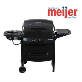 Grillin' with Tim signup today from 5-6:30 p.m. at the Marburg Meijer in Oakley!
