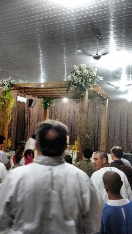 Adoração a Jesus. Paroquia Nossa Senhora das Graças - Andradina/sp