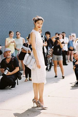 New York Fashion Week SS 2015....Eleonora | Vanessa Jackman | Bloglovin'