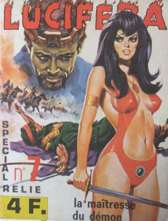 Lucifera, la maîtresse du démon -REC07- Spécial Relié N°7