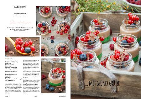 KochMAGchen Themenmagazin mit Rezepten der Kochmädchen - Kochmädchen