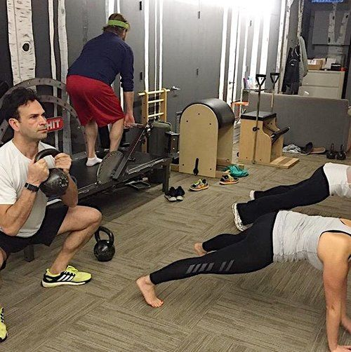 Activation Strength Circuit At Muscle Activation Of San Francisco The Sweat Report Personal Training Studio Workout Schedule Fun Workouts