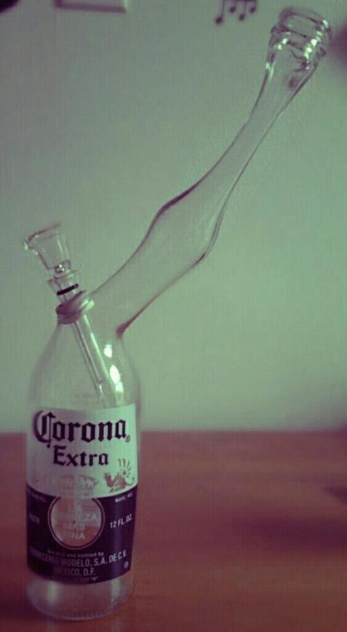 how to clean bong with alcohol