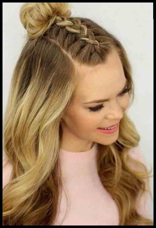Frauen Frisur Geflochten Frisuren Pinterest Braided Hairstyles Geflochtene Frisuren Frisuren Frauen Geflochten Flechtfrisuren