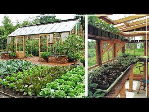 100 Diseños De Huertas Hogareñas Y Urbanas Orchard Designs Youtube Diseño De Huertos Huerto En Casa Jardín De Vegetales