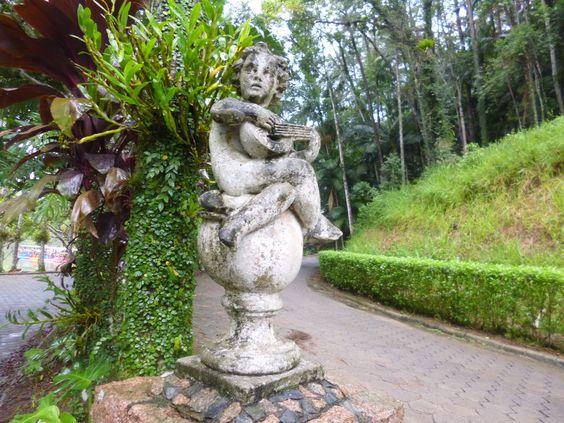 Estatuas em Jaraguá do Sul Santa Catarina   Brasil