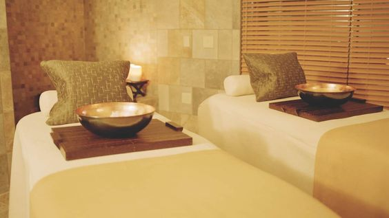 Spa Couples Room