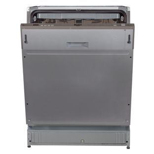 Buy Bush DWFS147SS Integrated Dishwasher- S/Steel at Argos.co.uk - Your Online Shop for Integrated dishwashers, Dishwashers.