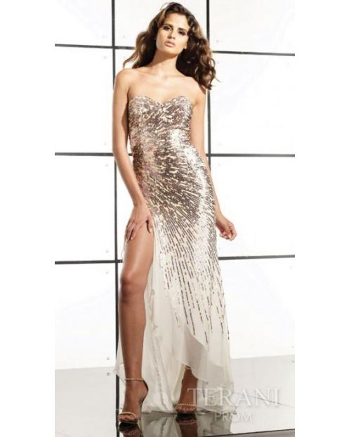 Cheap Terani 1318P prom dress  wedding  Pinterest  Dresses ...